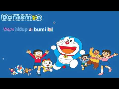 Doraemon Song Ending Vesrion Indonesia Lyric