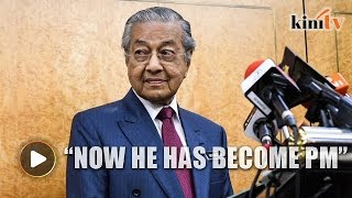 One of Prime Minister Dr Mahathir Mohamad's pet projects, the 'croo...