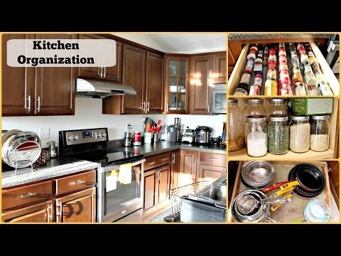Indian Kitchen Organization Ideas| Kitchen Tour | Kitchen Storage