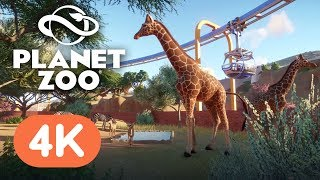 Planet Zoo - Official 4K Trailer