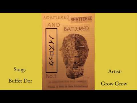 Scattered, Shattered and Battered Vol.  1  (Noise Rock Comp)
