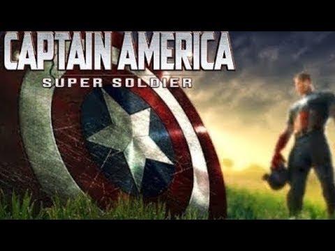 Capitán América Super Soldado Pelicula Completa L Escenas Del Juego Español Youtube