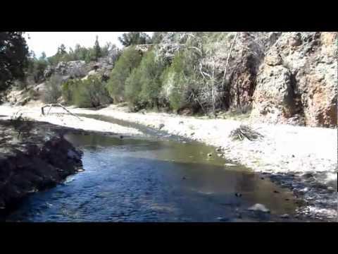 Mimbres River, Gila NF, 4-12-12