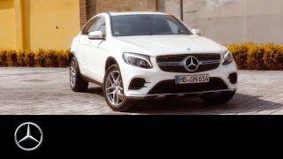 Mercedes-Benz GLC Coupé: Road Trip Milan