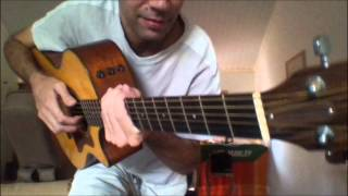 Mr Sandman Fingerpicking Rémy solo