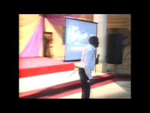 2013 Conference  (Theophilus Conerstone Okonofowo - Administration)