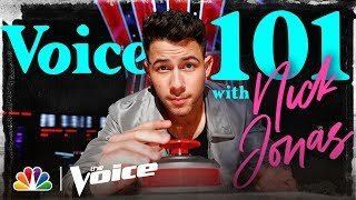 How Well Does New Coach Nick Jonas Know The Voice? - The Voice 2020