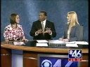 Lose weight fast / Aurora Nelson's Weight Loss Story on CBS 46 with Joe Floccari
