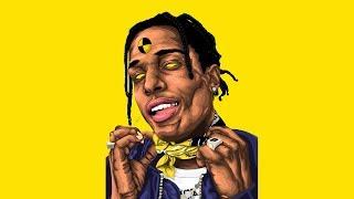 """[FREE] ASAP Rocky x Playboi Carti Type Beat - """"GWOP""""   Freestyle Rap Instrumental"""