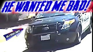 Close Call! - Cop wanted me BAD! (I think) Amazing Timing on 3 Dash Cams