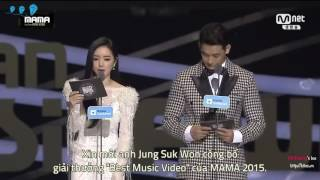 [Vietsub] BIG BANG - Best Music Video MAMA 2015
