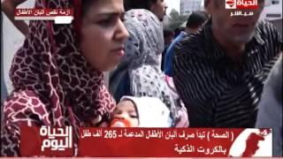 بالفيديو.. تامر أمين: الحكومة توفر الألبان المدعمة باليمين وتسحبها باليسار