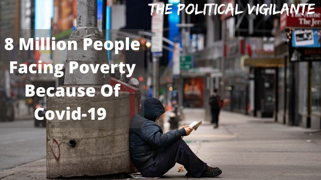 8 MIllion Have Slipped Into Poverty Since May, MAGA is a big joke