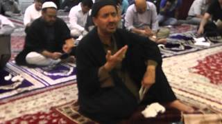 Dua e Kumail Part 3 recited by Maulana Syed Jan Ali Shah Kazmi (Hong Kong 10 March 2013)