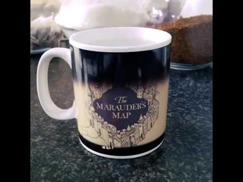 Mug Carte Maraudeur Harry Potter Le Du VjzMpSULqG