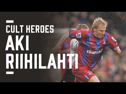 Aki Riihilahti | Crystal Palace Cult Hero