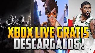 NOTICIAS XBOX LIVE GOLD GRATIS PARA TODOS | JUEGOS GRATIS ESTE FIN DE SEMANA !