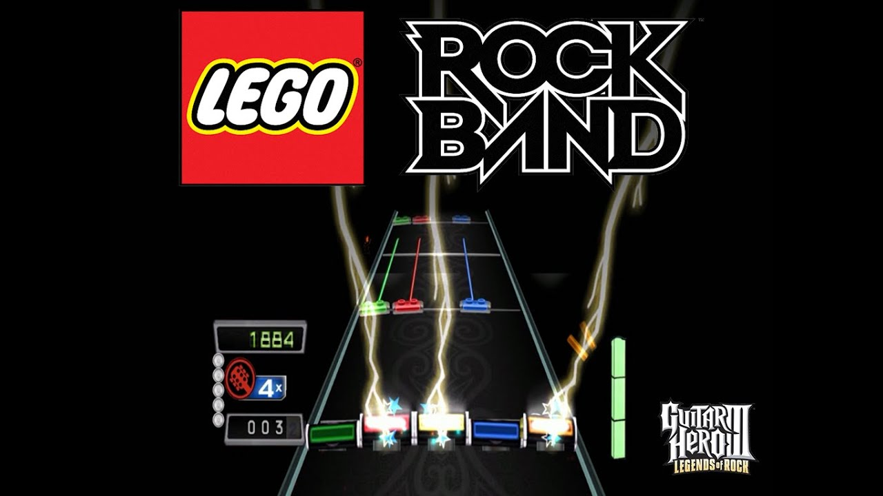 MOD LEGO Rock Band with Download Link
