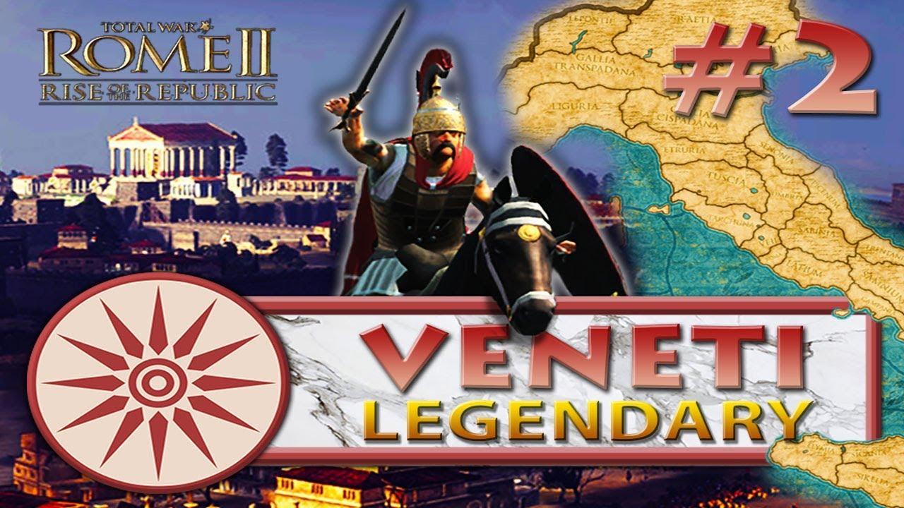 TW Rome II