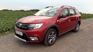 New 2020 Dacia Logan MCV Techroad | Detailed Walkaround (Exterior, Interior, Practicality)