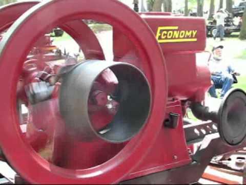 Economy Engine at Boonville, Indiana