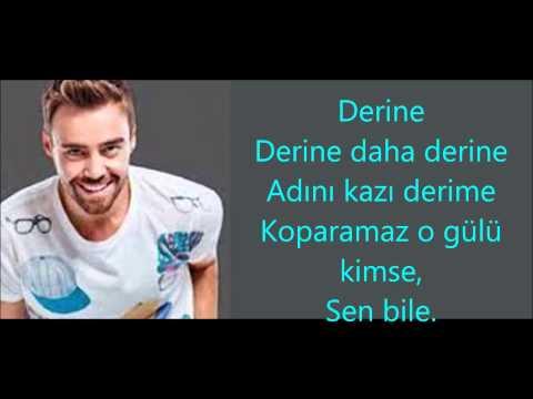 Murat Dalkılıç-Derine Lyrics (Şarkı sözü)