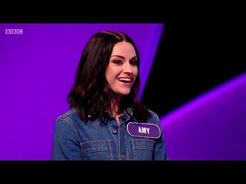 Pointless Celebrities: BBC Music Day. Amy McDonald. 30 Sep 18