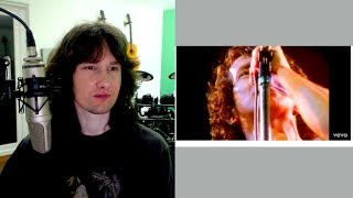 British guitarist reaction to AC/DC Live. Speechless (Almost!)
