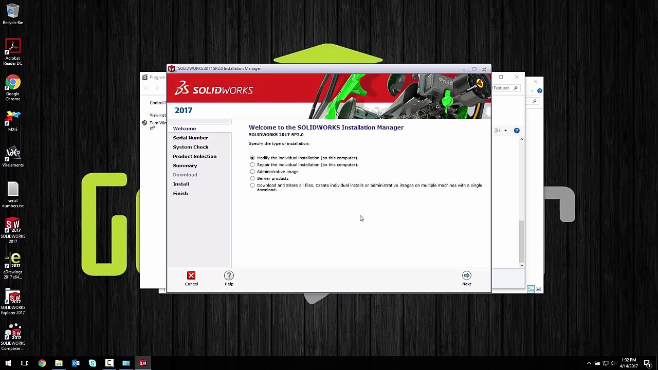 SOLIDWORKS Simulation - How to Install
