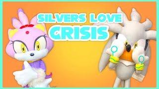 Silver's Love Crisis (Sonic Plush)