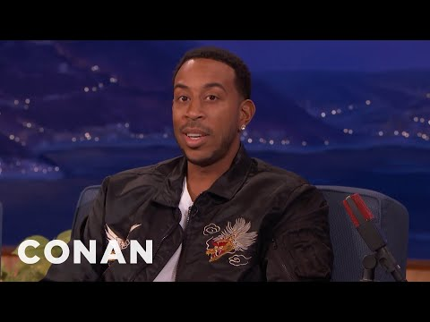 "Chris ""Ludacris"" Bridges Owns A Restaurant Called ""Chicken & Beer""  - CONAN on TBS"