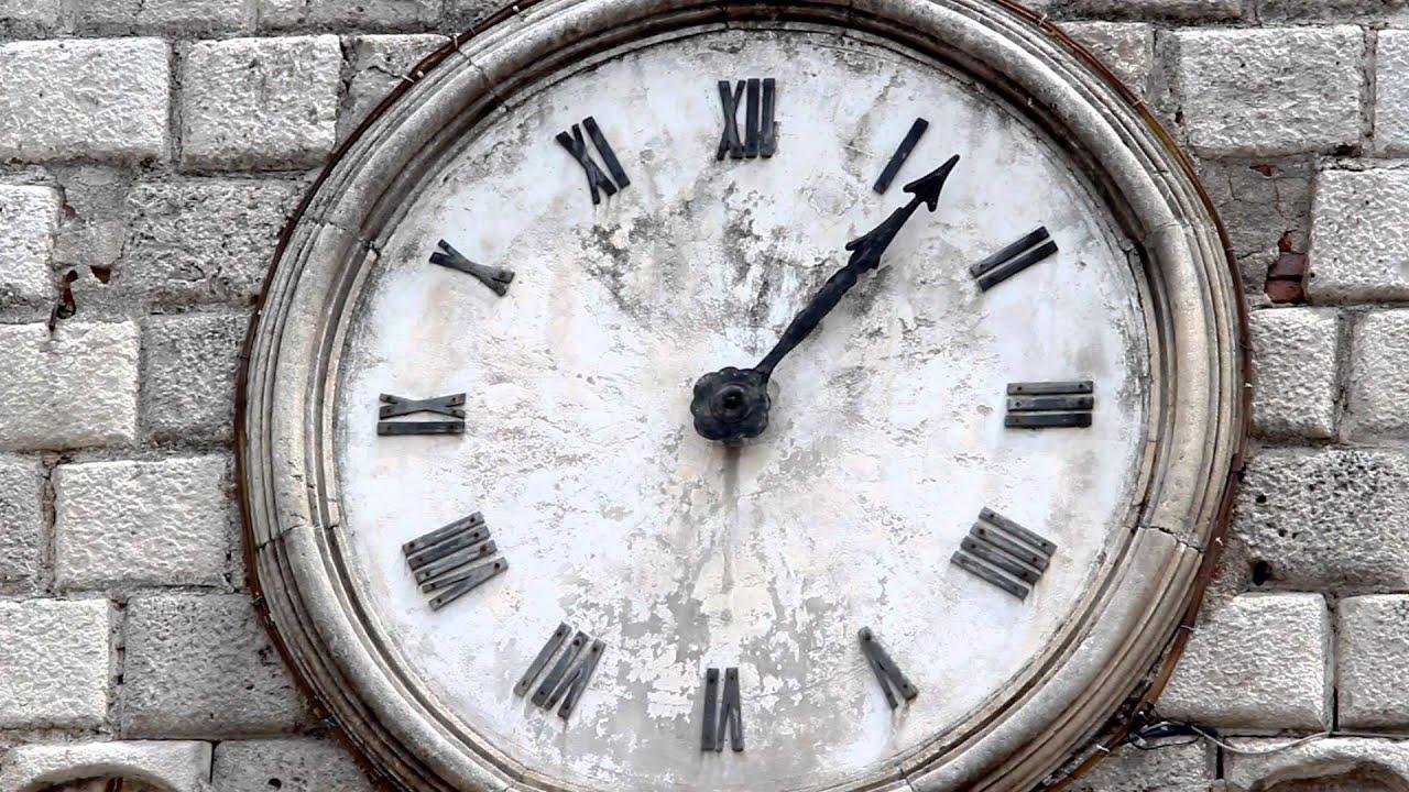 Old Clock - Free Hd Stock Footage