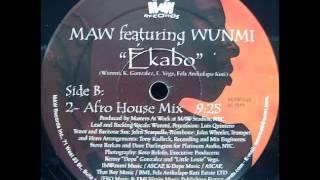 Masters at Work feat. Wunmi - Ekabo (Afro House Mix)