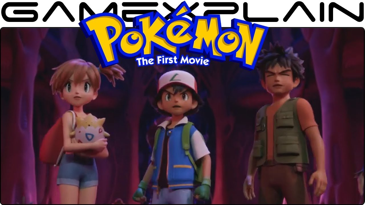 Ash, Brock  Misty In 3D First Look At Pokmon The Movie -4011