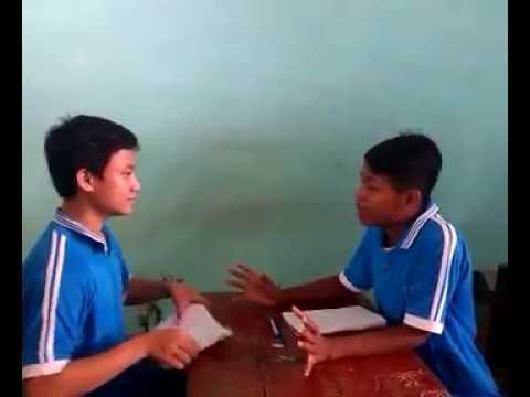 Aksi Narsis Siswa Smpn 7 Singkawang