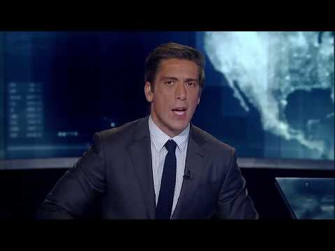 ABC World News Tonight 10/24/17  with David Muir - ABC News