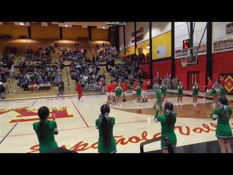 Espanola Valley High school Basketball Team