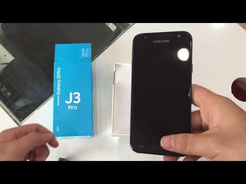 Đập Hộp điện Thoại Samsung J3 Pro Tại Fpt Shop