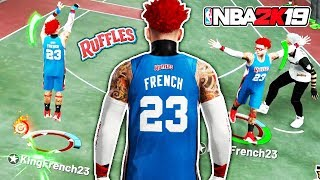 BEST PURE SHARP NOW HAS RUFFLES UNLIMITED BOOSTS NBA 2K19 ♾