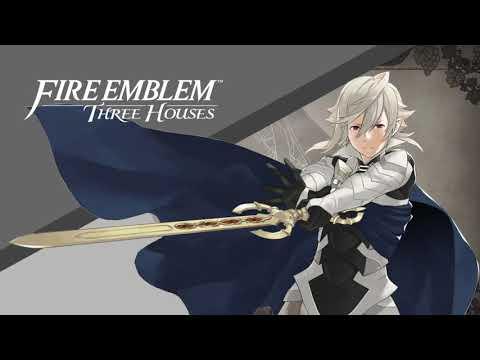 FE Three Houses OST - 125. Alight (Storm) (Male Corrin Amiibo)