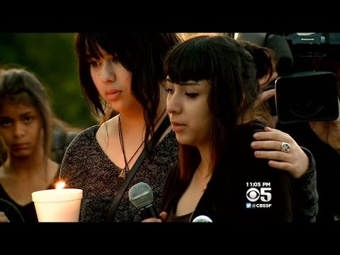 Gilroy Grieves For 3 Teens Killed In Crash