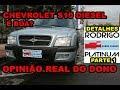 Chevrolet S10 Diesel é Boa Opinião Real do Dono Detalhes Parte 1