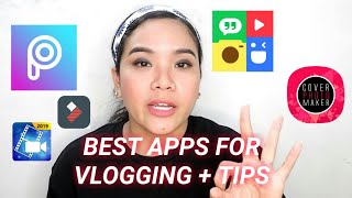 BEST APPS FOR VLOGGING + TIPS FOR ANDROID   MariaFhey