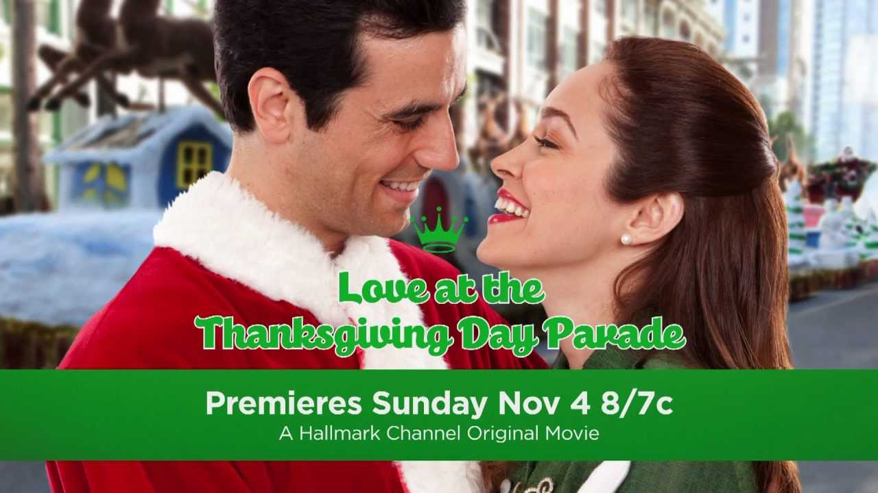Hallmark Channel - Love At The Thanksgiving Day Parade - Premiere ...