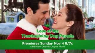 Hallmark Channel - Love At The Thanksgiving Day Parade - Premiere Promo