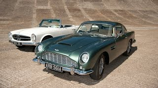 The Classic Car Show is back on ITV4