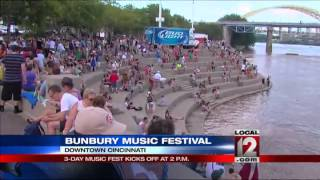 Sawyer Point Plays Host To Bunbury Festival This Weekend