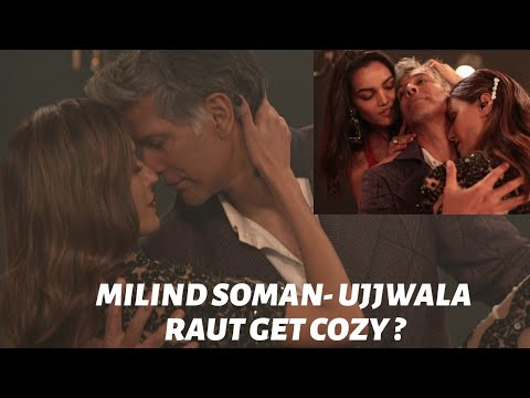 Download MTV Supermodel of the year - Milind Soman and Ujjwala Raut's steamy photoshoot