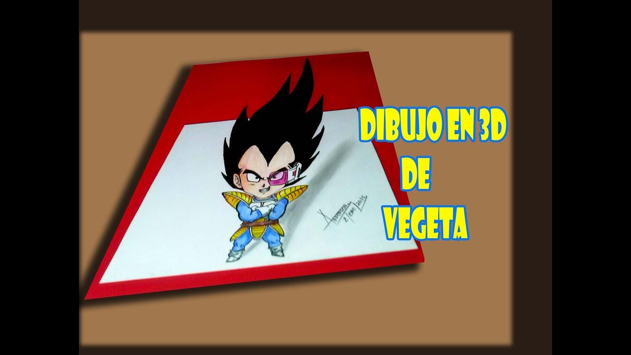 DRAGON BALL Z VEGETA - YouTube