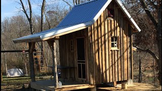 Building the Bunkhouse in 3 Minutes